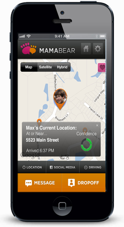 gps app for iphone 5 iphone gps tracking solutions for provided by the 14234