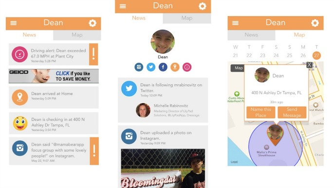 Coming Monday - MamaBear 3.0 Puts Your Family News First | MamaBear App