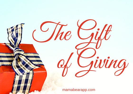 Table Talk Topic: The Gift of Giving