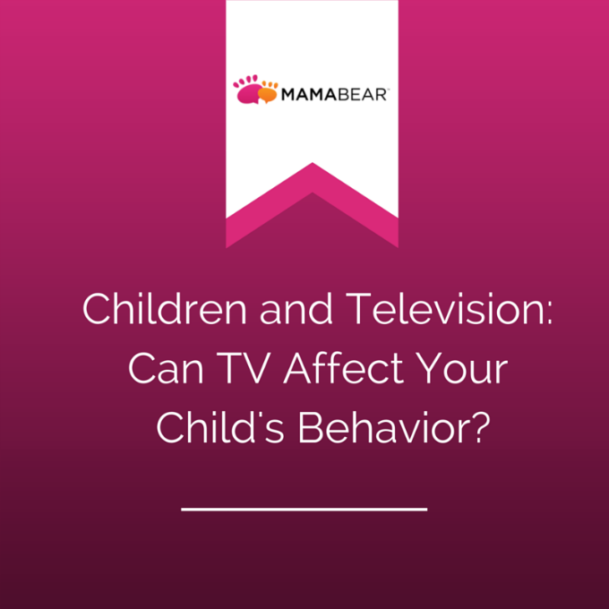 Children and Television: Multiple studies found that kids are more likely to engage in bad behavior when they see it on TV or in movies.