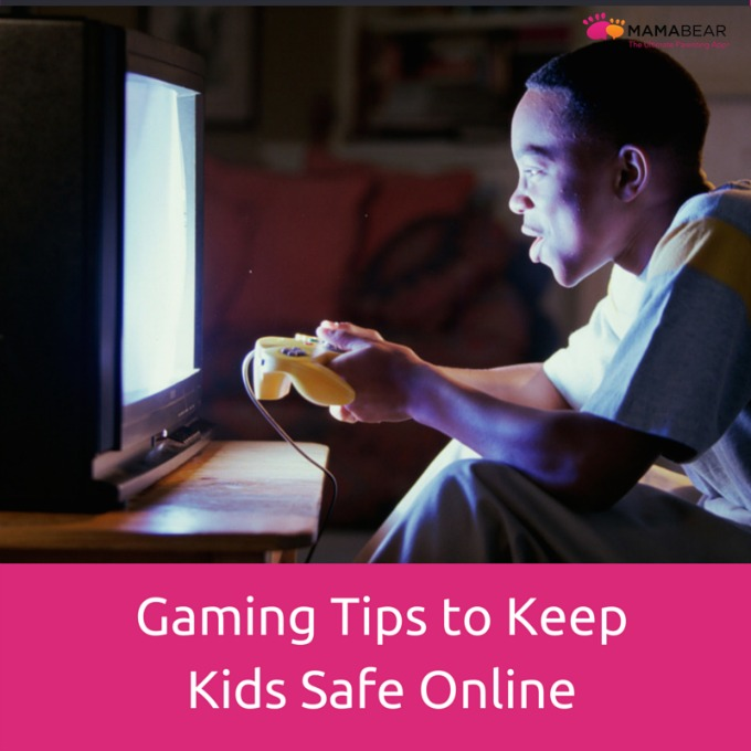 Gaming Safety Tips For Kids