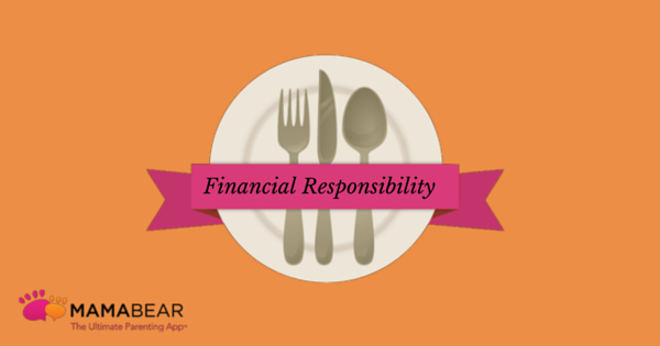 Money is a topic that parents don't frequently discuss with their children. But financial responsibility is conversation that all parents should have with their kids, even at an early age.