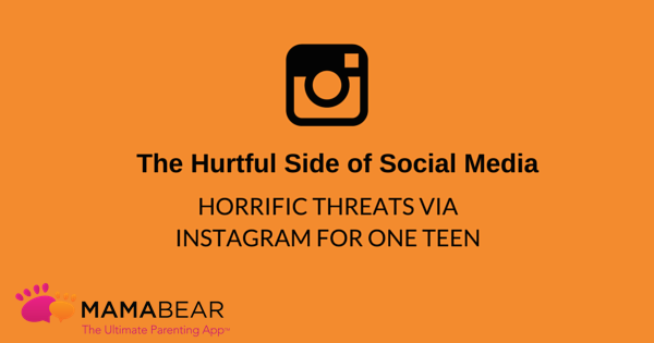 The students of Lone Hill Middle School are having to face the cruel side of social media. Their classmate received horrific death threats via Instagram.