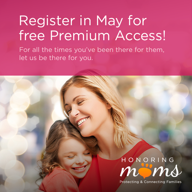 In honor of Mother's Day, we're offering the gift of safety by giving the premium version of MamaBear App to all new families who register during the month of May.