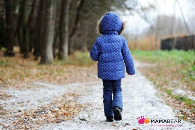 The first time a parent sends their child out to walk around their neighborhood alone, it can be scary. At what age can kids walk alone?
