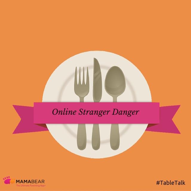 Online Stranger Danger