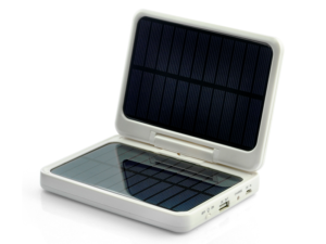 cell phone accessory - solar power bank