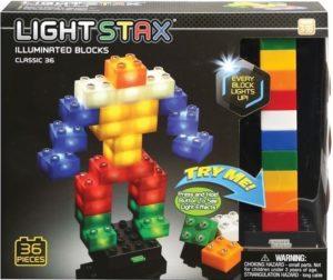 Light Stax Illuminated Blocks toy